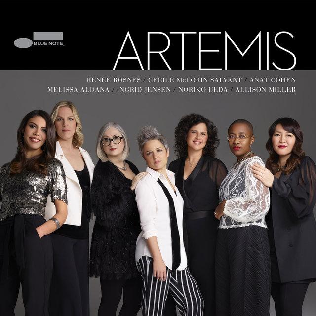 Cover art for album ARTEMIS by ARTEMIS