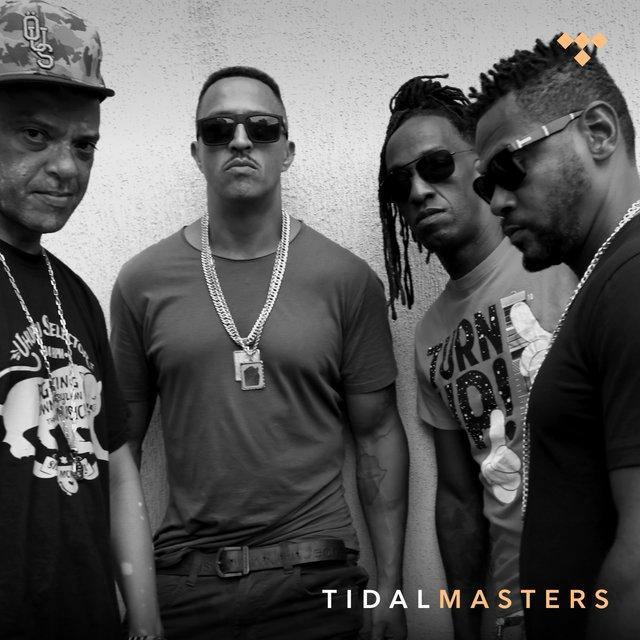 Cover art for album Racionais MC's - TIDAL Masters by TIDAL