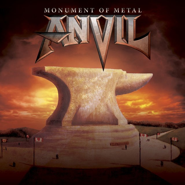 Monument Of Metal: The Very Best Of Anvil