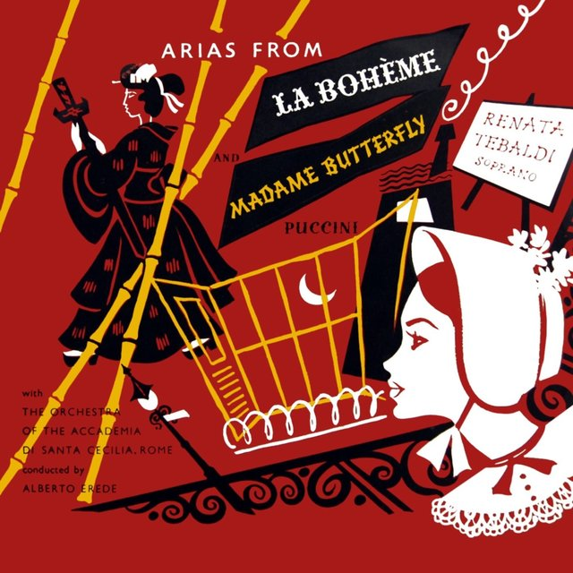 Arias From La Bohème & Madame Butterfly