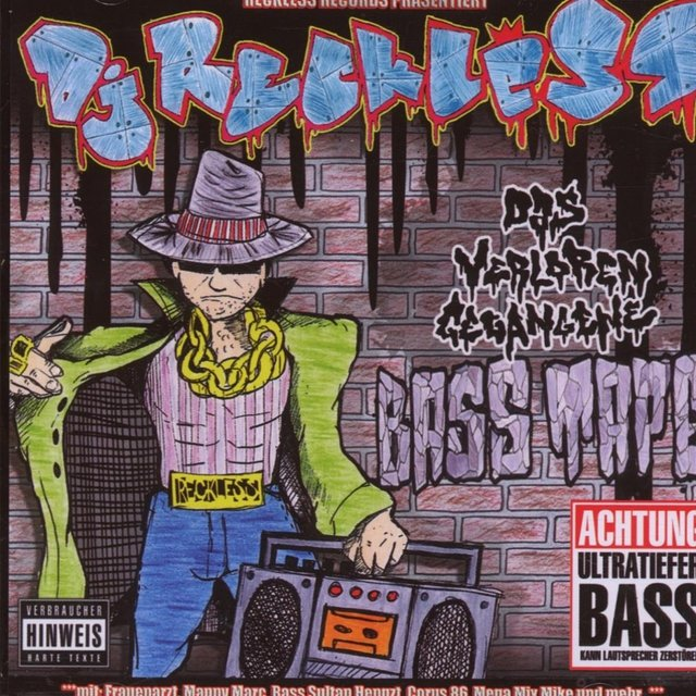 DJ Reckless : Das verloren gegangene Bass Tape