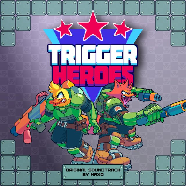 Trigger Heroes (Original Soundtrack)