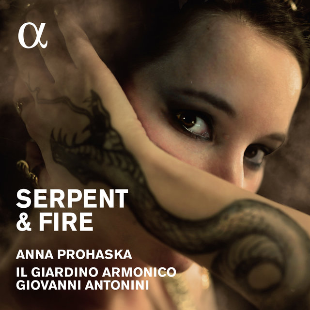 Serpent & Fire: Arias for Dido & Cleopatra