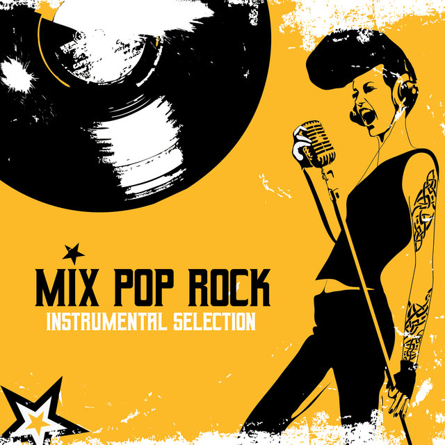 Mix Pop Rock Instrumental Selection