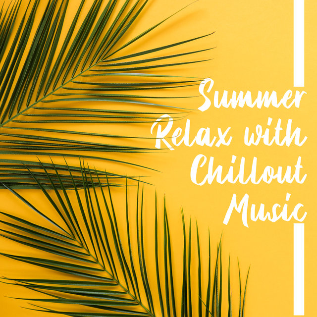 Summer Relax with Chillout Music – Sunset Sky, Drinks, Beach, Palms