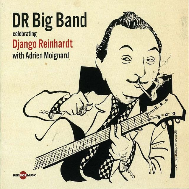 Celebrating Django Reinhardt (with Adrien Moignard)
