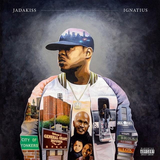 Cover art for album Ignatius by Jadakiss