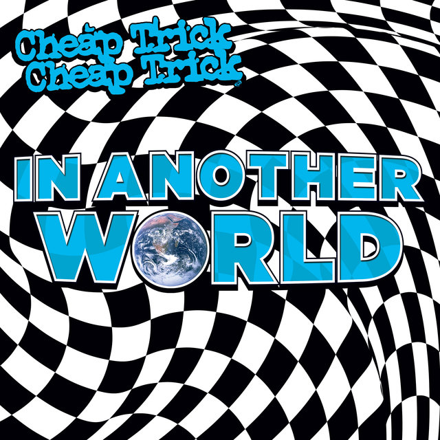 Cover art for album In Another World by Cheap Trick