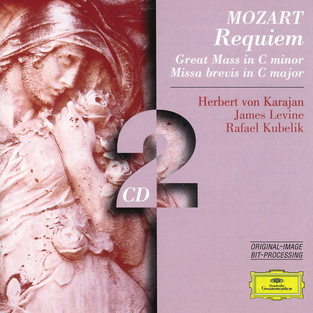 Mozart: Requiem; Great Mass in C minor; Missa brevis in C major