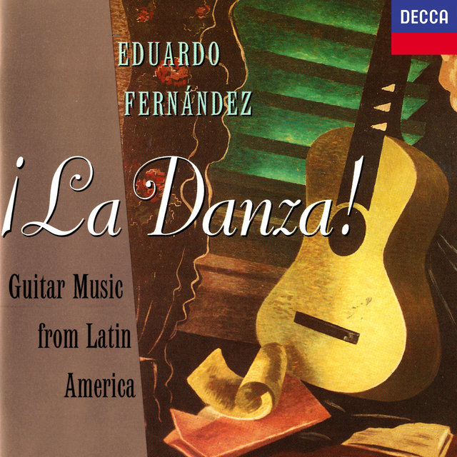 La Danza! Guitar Music From Latin America