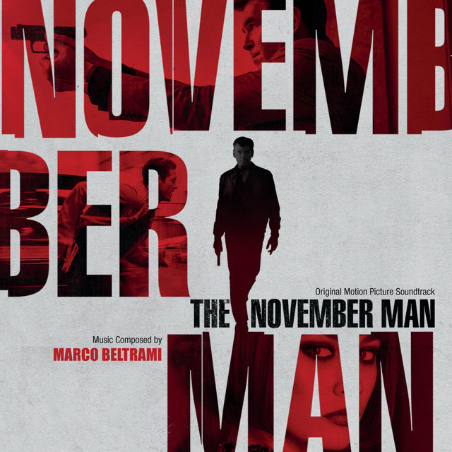 The November Man (Original Motion Picture Soundtrack)