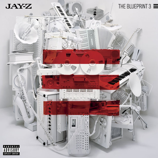 Cover art for album  by JAY-Z, Rihanna, Kanye West