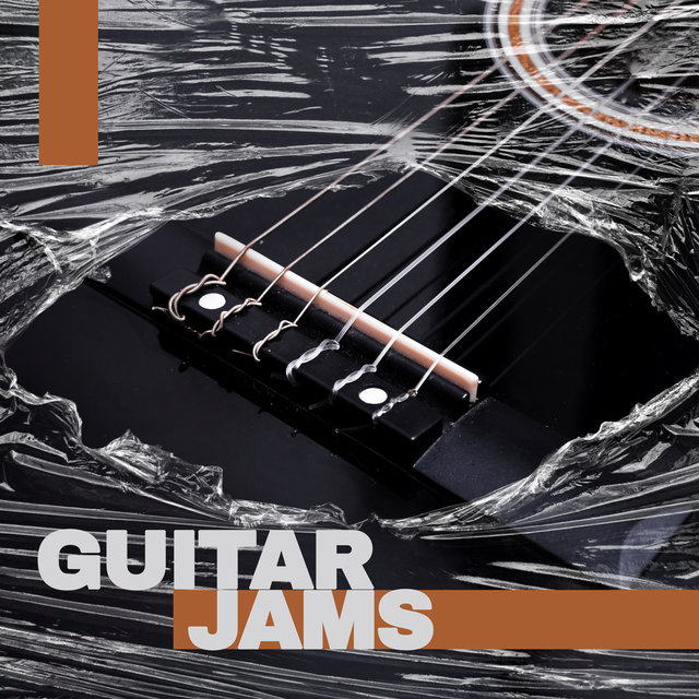 Guitar Jams - Recording Session with Improvised Jazz Guitar Rriffs