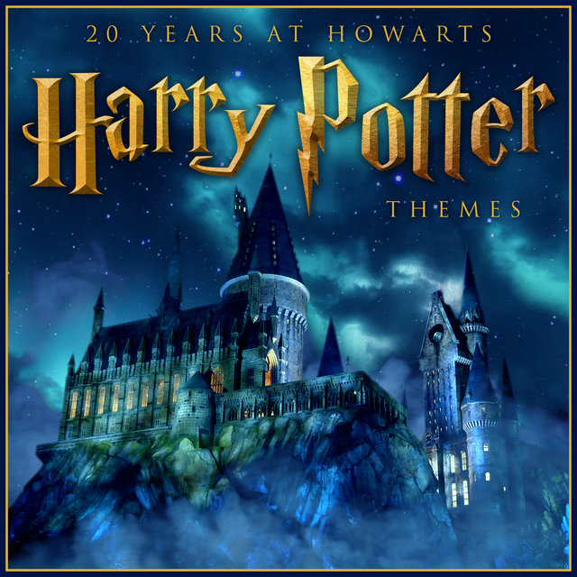 20 Years at Hogwarts… Harry Potter Themes