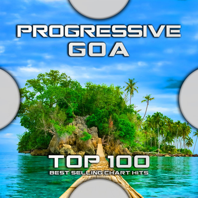 Progressive Goa Top 100 Best Selling Chart Hits