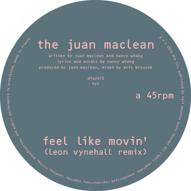 Feel Like Movin' (Remixes)