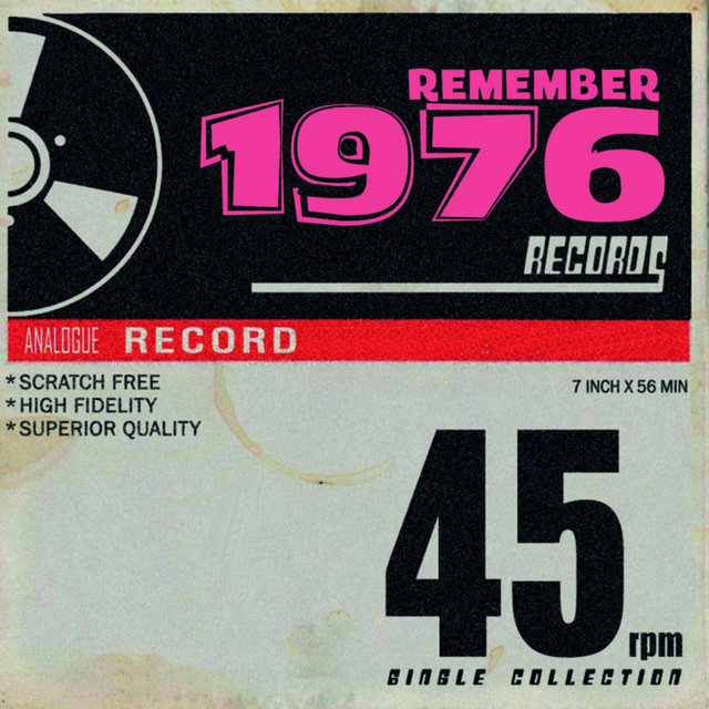 Remember 1976 - EP