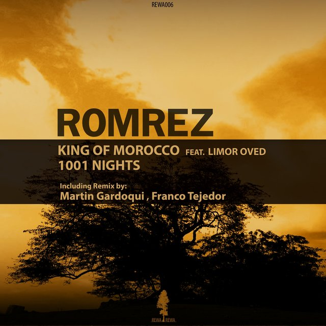 King of Morocco / 1001 Nights
