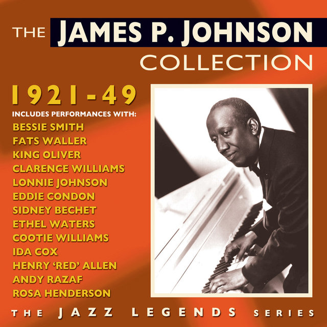 The James P. Johnson Collection 1921-49