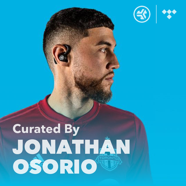 Cover art for album MLS Jonathan Osorio Player Playlist by JLab Audio