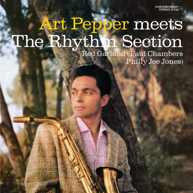 Cover art for album  by Art Pepper