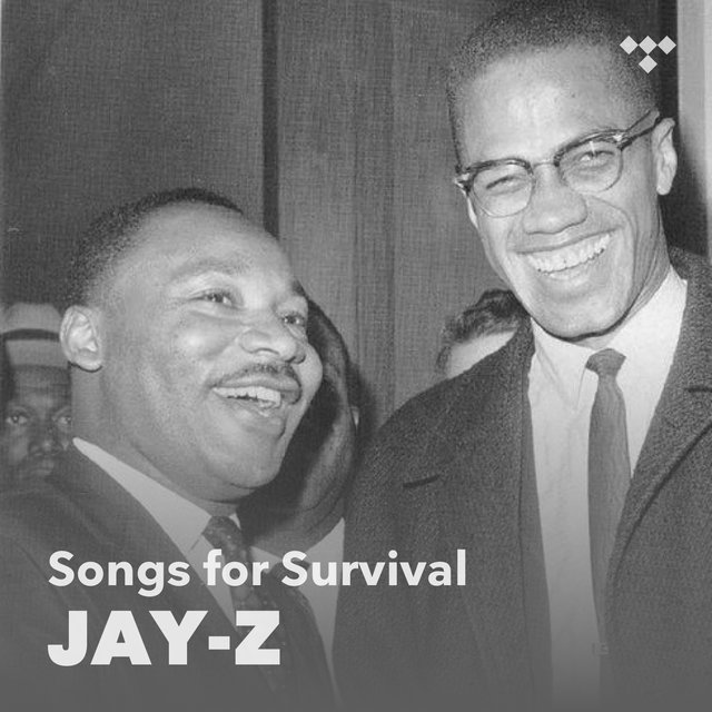 Cover art for album JAY-Z: Songs for Survival by JAY-Z