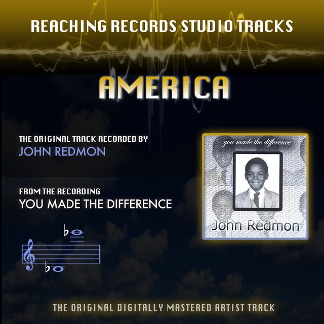 America (Reaching Records Studio Tracks)