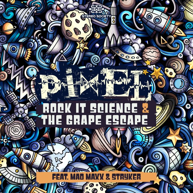 Rock It Science & the Grape Escape