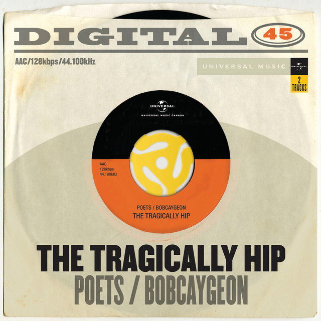 Poets / Bobcaygeon (Digital 45)