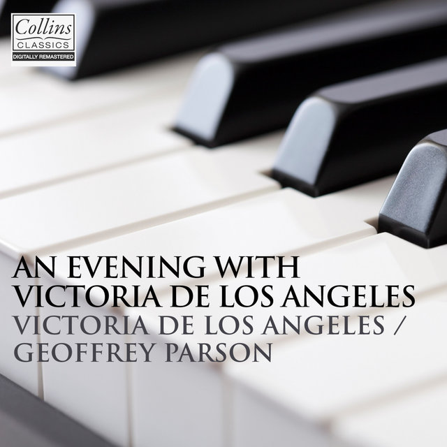 An Evening With Victoria De Los Angeles and Geoffrey Parsons