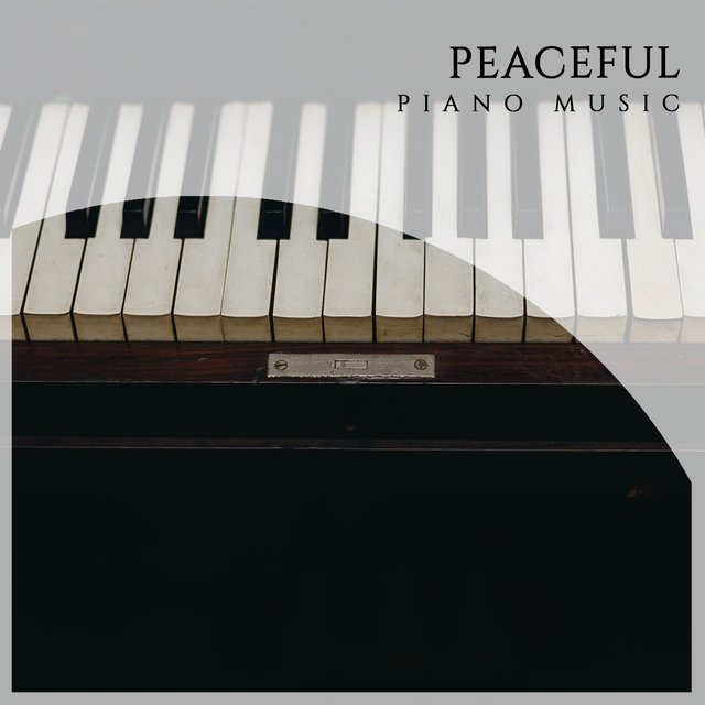 Peaceful Office Piano Music