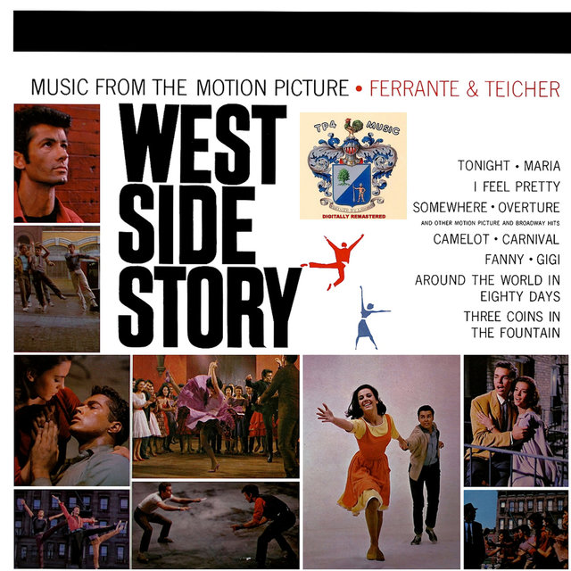 Music from 'West Side Story'