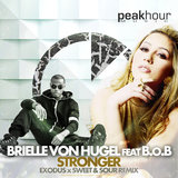 Stronger feat B.o.B (Exodus x Sweet & Sour Remix - Radio Edit)