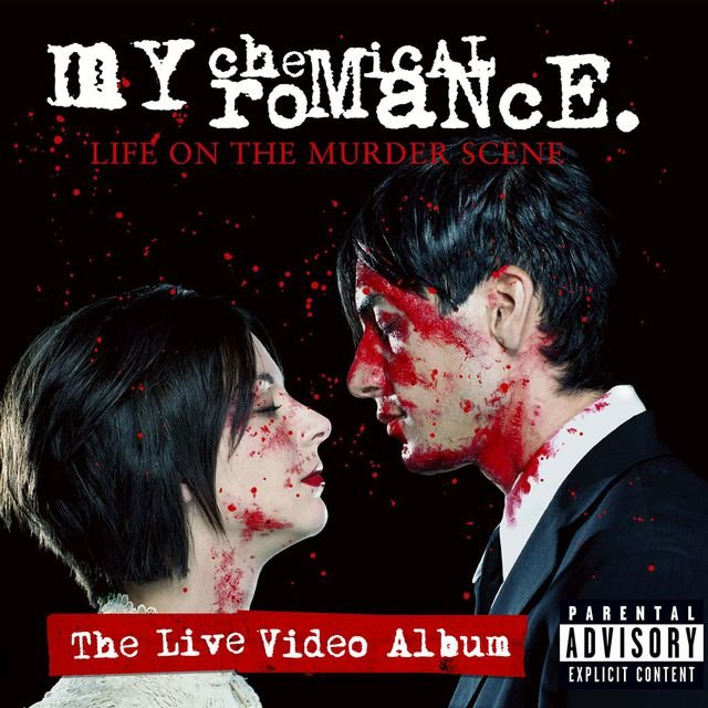Life on the Murder Scene - The Live Video Album