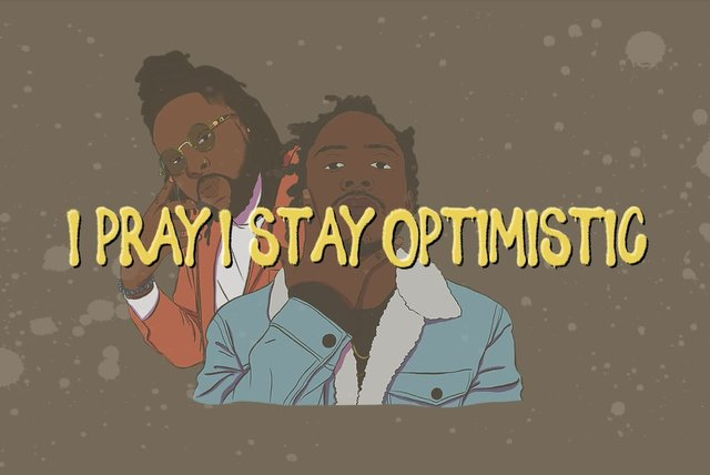 Optimistic (Audio)