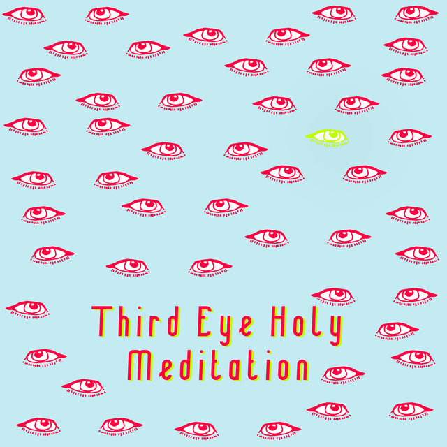 Third Eye Holy Meditation - Unite Your Body and Mind Through Deep Contemplation, Ambient Streams, Reincarnation, Astral Projection, Find Peace, New Age Music, Asian Zen Meditation