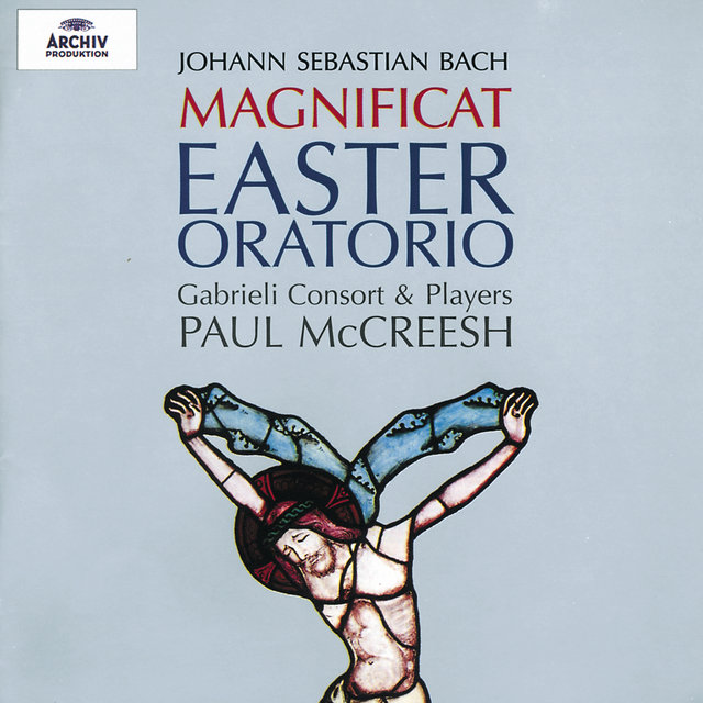 Bach, J.S.: Easter Oratorio BWV 249; Magnificat BWV 243