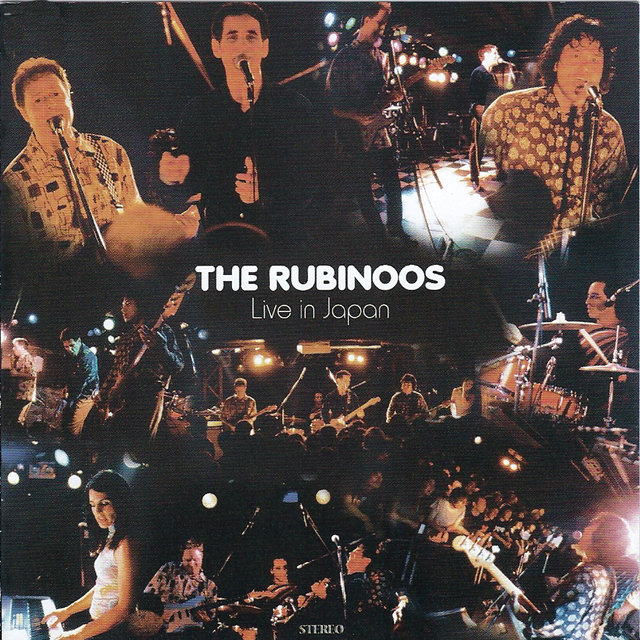 The Rubinoos Live In Japan