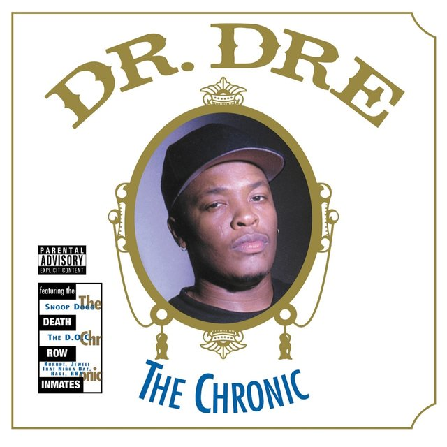 Cover art for album The Chronic by Dr. Dre