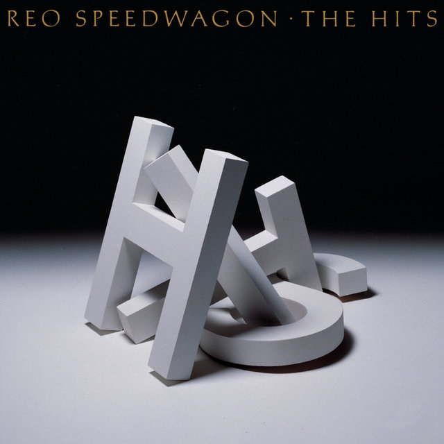 Cover art for album The Hits by REO Speedwagon