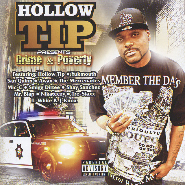 Hollow Tip Presents: Crime & Poverty