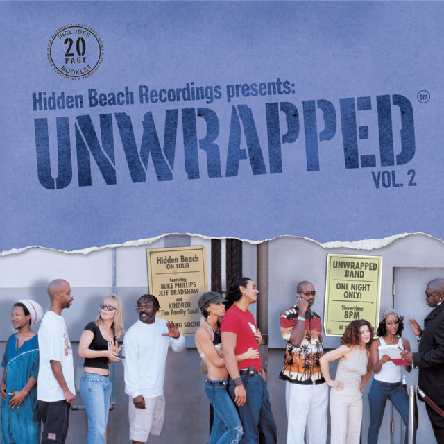 Hidden Beach Recordings Presents: Unwrapped Vol. 2