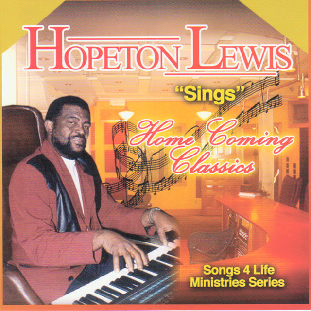 Hopeton Lewis Sings Home Coming Classics
