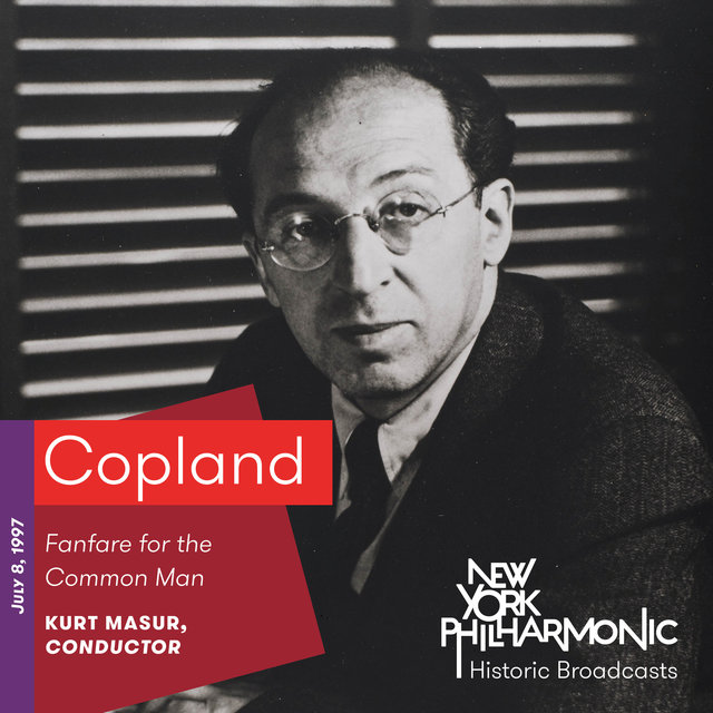Copland: Fanfare for the Common Man (Recorded 1997)