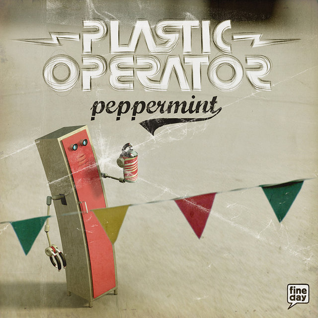 Cover art for album Peppermint - EP by Plastic Operator