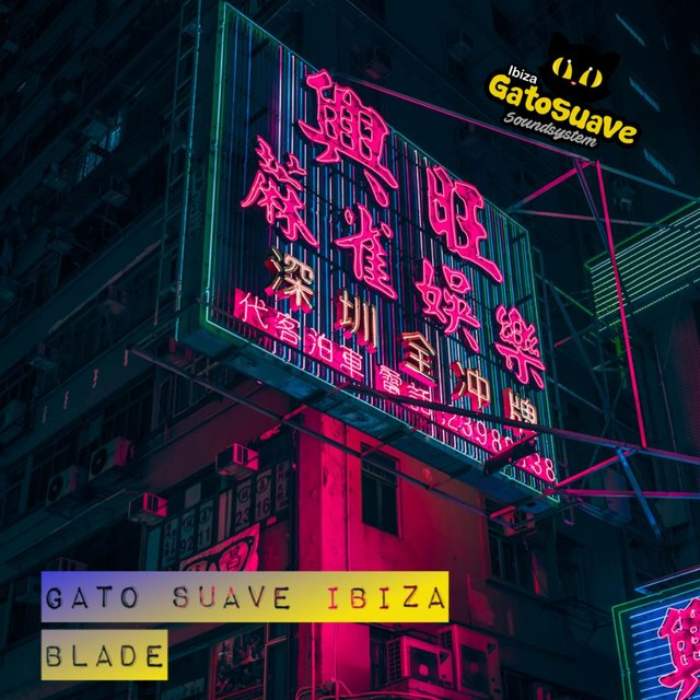 Cover art for album  by Gato Suave Ibiza