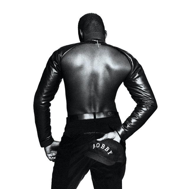Cover art for album  by Whitney Houston, Bobby Brown