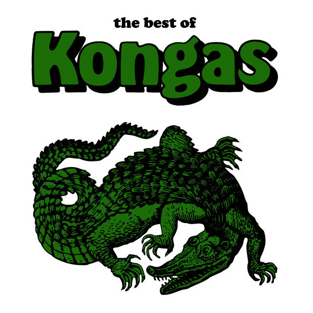 The Best Of Kongas