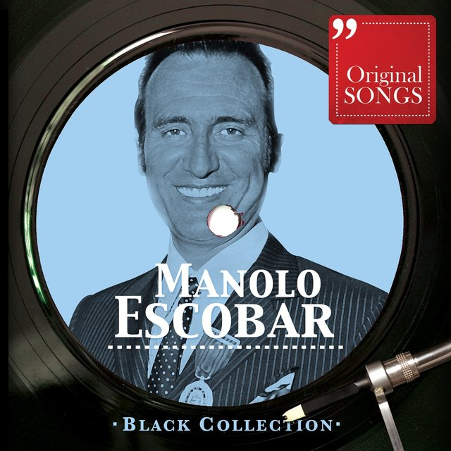 Black Collection Manolo Escobar