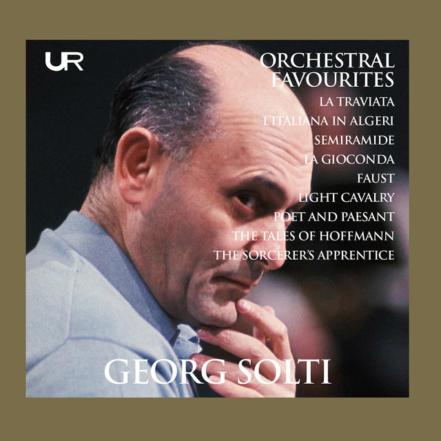 Verdi, Gounod & Others: Overtures (Live)